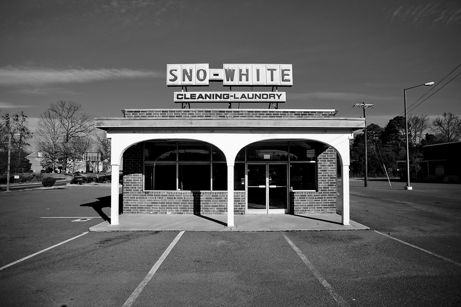 sno-white cleaning