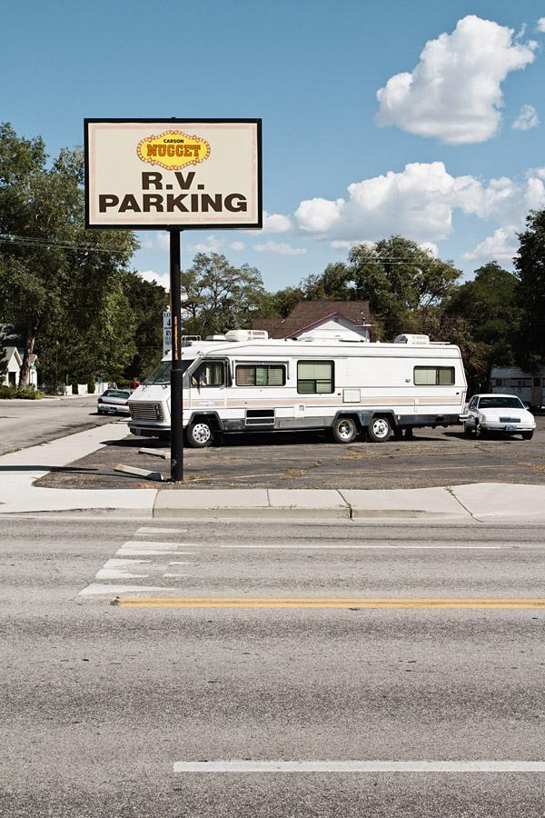 R.V. Parking