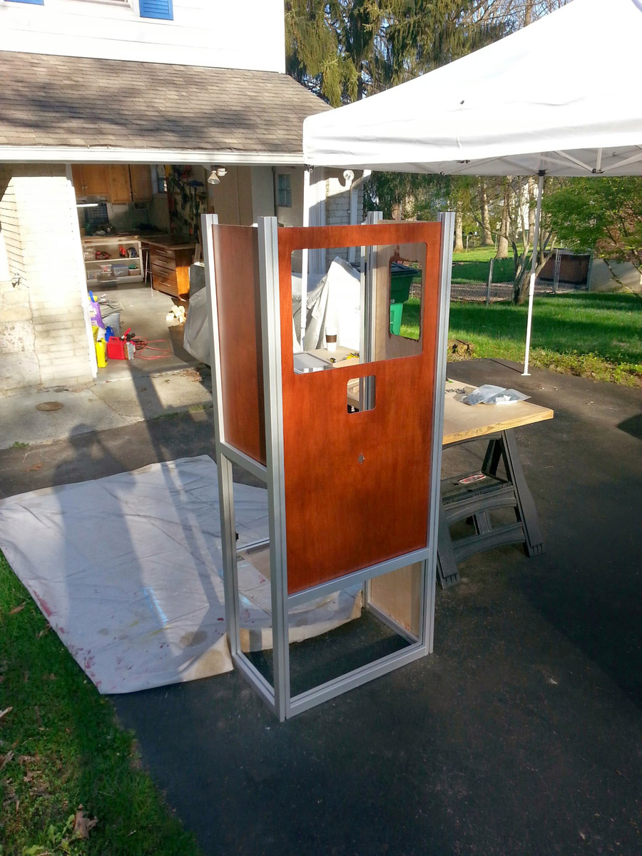 Photo Booth Build