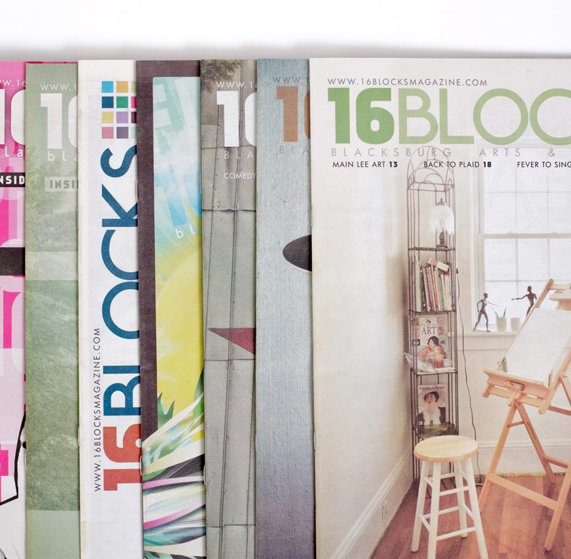 16 Blocks Magazine